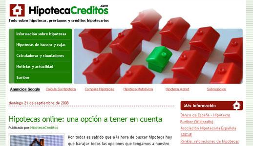 HipotecaCreditos.com